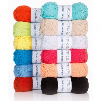 Cotton Happy 50g