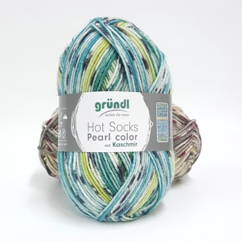 Gründl Hot Socks Pearl Color 50g