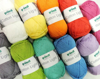 Gründl Cotton Light 100g
