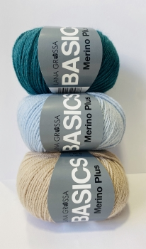 Lana Grossa Basics Merino Plus 50g