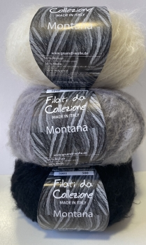 Filati Da Collezione Montana 50g