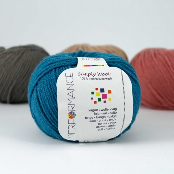 Perfomance Simply Wool 50g