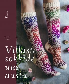 """Niina Laitinen. """"Villaste sokkide uus aasta""""."""