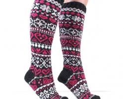 Sõbrapäeva sokkide 2017 koos kudumine