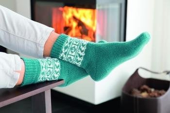 Hot Socks Pearl Uni 50g