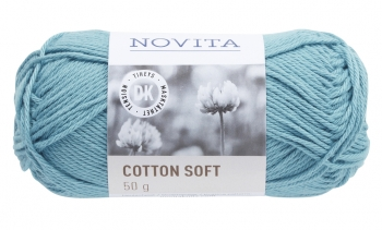 Novita Cotton Soft puuvill