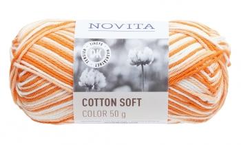 Novita Cotton Soft Color puuvill