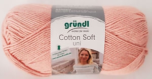 Cotton SOFT Uni 100g